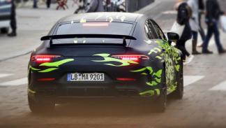 Teaser II Mercedes-AMG GT4