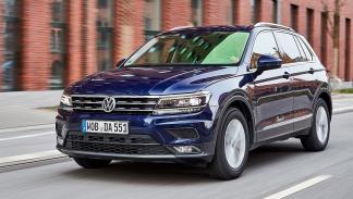Volkswagen T-Roc, Sportsvan, Tiguan y Golf