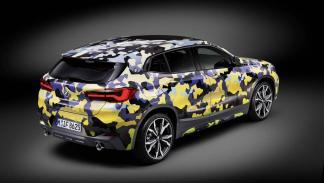 BMW X2 Digital Camo
