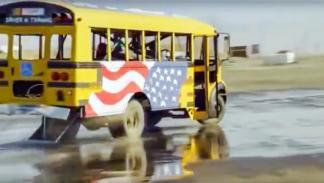 Nitro Circus School Bus