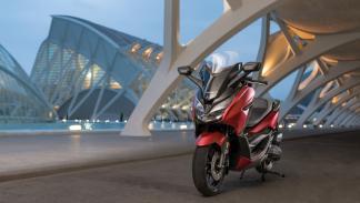 Nuevo Honda Forza 125 2018