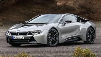 5 coches con los que debería patrullar la Guardia Civil. BMW i8