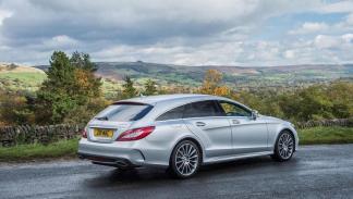 Coches que debutaron en Goodwood: Mercedes CLS