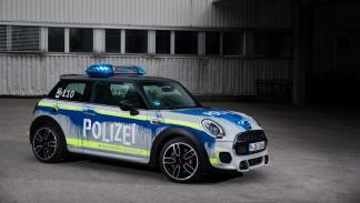 Mini John Cooper Works Police Car