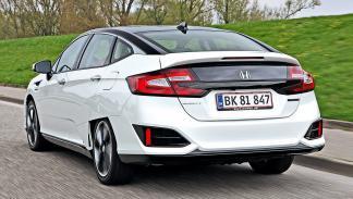 Prueba: Honda Clarity