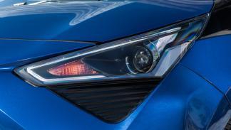 Prueba Toyota Aygo 2018