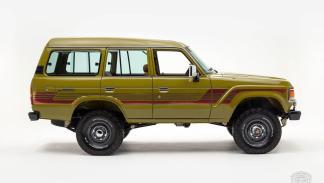 Toyota Land Cruiser FJ62 1986