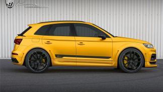 Audi SQ5 by Lumma