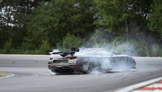 Koenigsegg Agera Thor y Väder