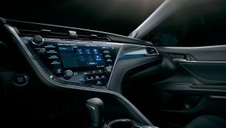 Al volante: Toyota Camry hybrid