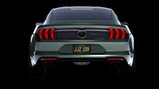 Mustang Bullitt Steve McQueen Edition by Steeda
