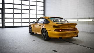 Porsche 993 Turbo Project Gold