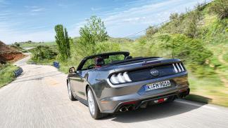 Prueba Ford Mustang GT Convertible