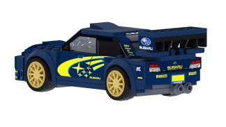 Subaru WRX STI WRC 2006 LEGO Ideas