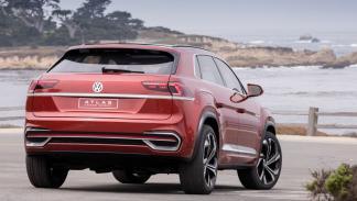 Volkswagen Atlas Cross Sport. Un coupé para América