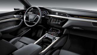 Audi e-tron 2018