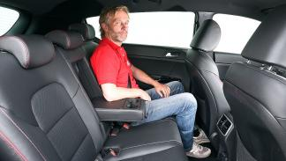 Prueba del Kia Sportage 2.0 CRDi 185 AWD Eco Dynamics