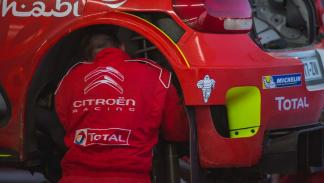 Citroën Racing París