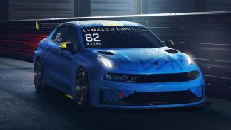 Lynk Co 03 Cyan Racing Concept WTCR
