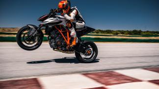 Nueva KTM 1290 Super Duke R 2019
