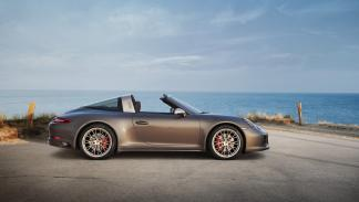 Porsche 911 Targa 4 GTS Exclusive Manufaktur Edition