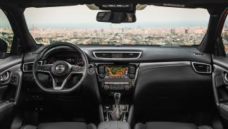 Prueba Nissan Qashqai 1.3 (interior)