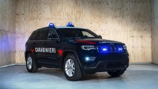 Jeep Grand Cherokee, el nuevo coche de la policía italiana