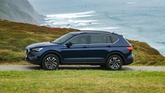 Prueba Seat Tarraco 1.5 TSI 150 CV (off-road)