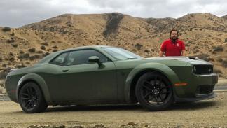 Prueba del Dodge Challenger SRT Hellcat Redeye