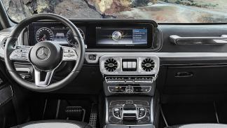 Prueba del nuevo Mercedes G 350d