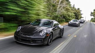 Prueba Porsche 911 2019