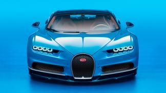 Bugatti Chiron frontal