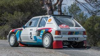 Peugeot 205 T16 Grupo B
