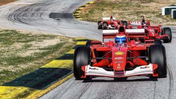 Ferrari F1 de 2003