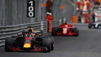 Daniel Ricciardo GP Mónaco 2018