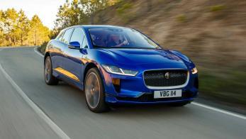 autonomía Jaguar eléctrico