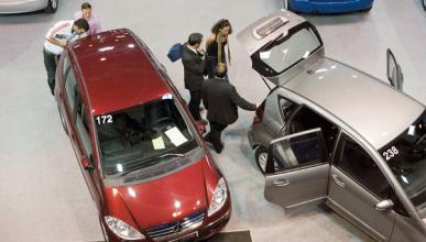 Los vehículos de ocasión se siguen vendiendo bien