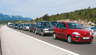La venta de coches cae un 25,6% en la primera quincena de septiembre