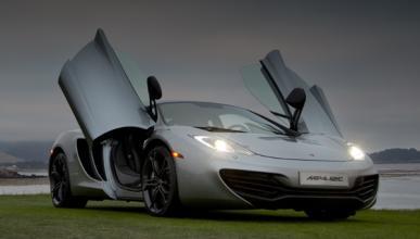 El McLaren MP4-12C se venderá en España en concesionarios de lujo