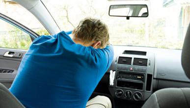 Si te pasas de velocidad, alcohol o conduces sin carnet te quitarán el coche