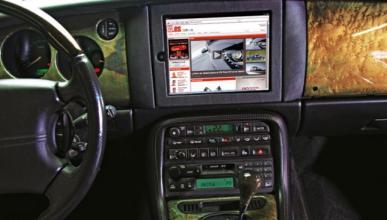 ¿Tienes un iPad? Ahora puedes instalarlo en tu coche