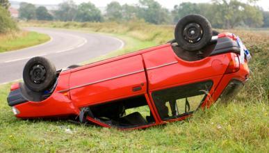 Los accidentes se reducen un 9% y caen por séptimo año consecutivo