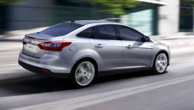 Fotos: La tercera generación del Ford Focus llegará en enero de 2011