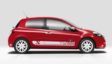 "Fotos: Renault resucita el Clio ""S"""