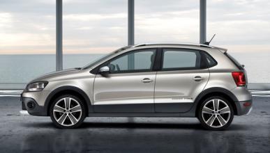 Fotos: Volkswagen Cross Polo: un utilitario campero