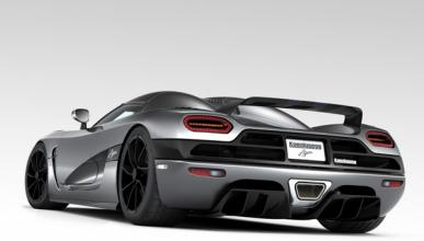 Fotos: Koenigsegg presenta el Agera, un superdeportivo atemporal