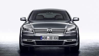 Fotos: Llega el nuevo Volkswagen Phaeton
