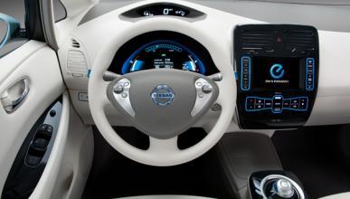 Fotos: El Nissan Leaf llegará a España en junio de 2011