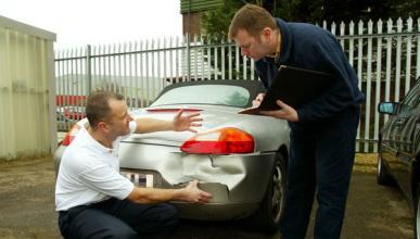 Fotos: Los coches nuevos son los más reparados