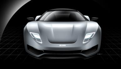Fotos: Izaro GTE: deportivo, eléctrico y español